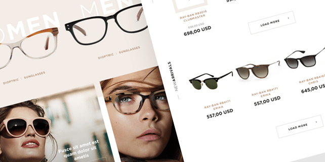 eyewear-stylish-psd-template