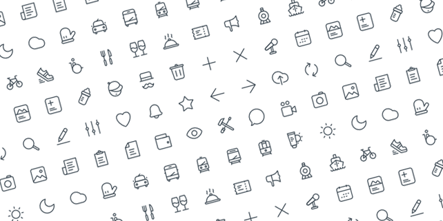 50 multipurpose vector icons