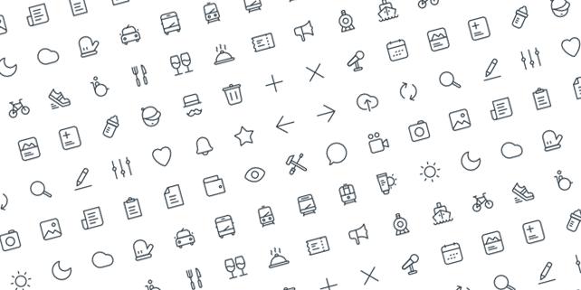 50 multipurpose vector icons