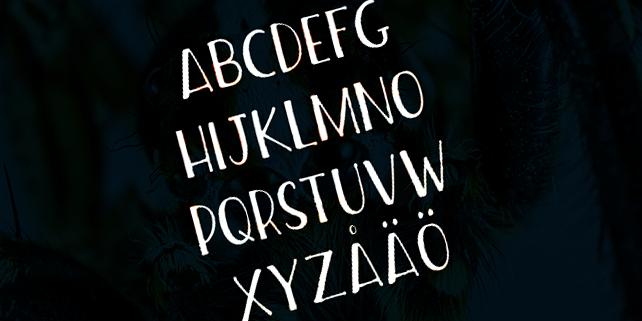 canvas-condensed-hand-written-font