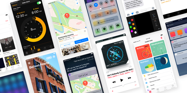 The ultimate iOS 10 UI kit