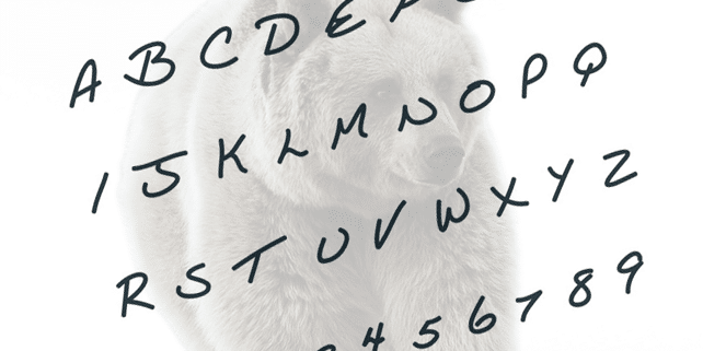 Tommy Lee – elegant handwritten font