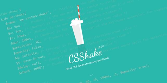 csshake-css-animation-to-shake-html-elements