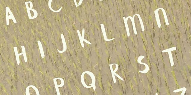 banaue-handwritten-brush-font
