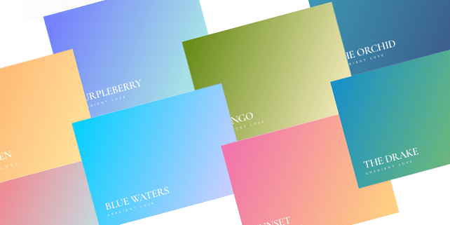 32 vector backgrounds for UIs