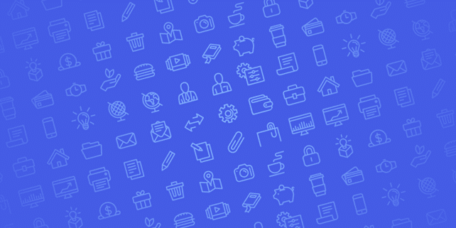 40 business vector icons