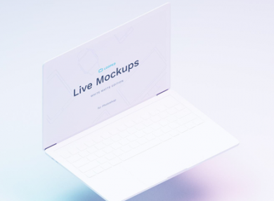 apple device mockups