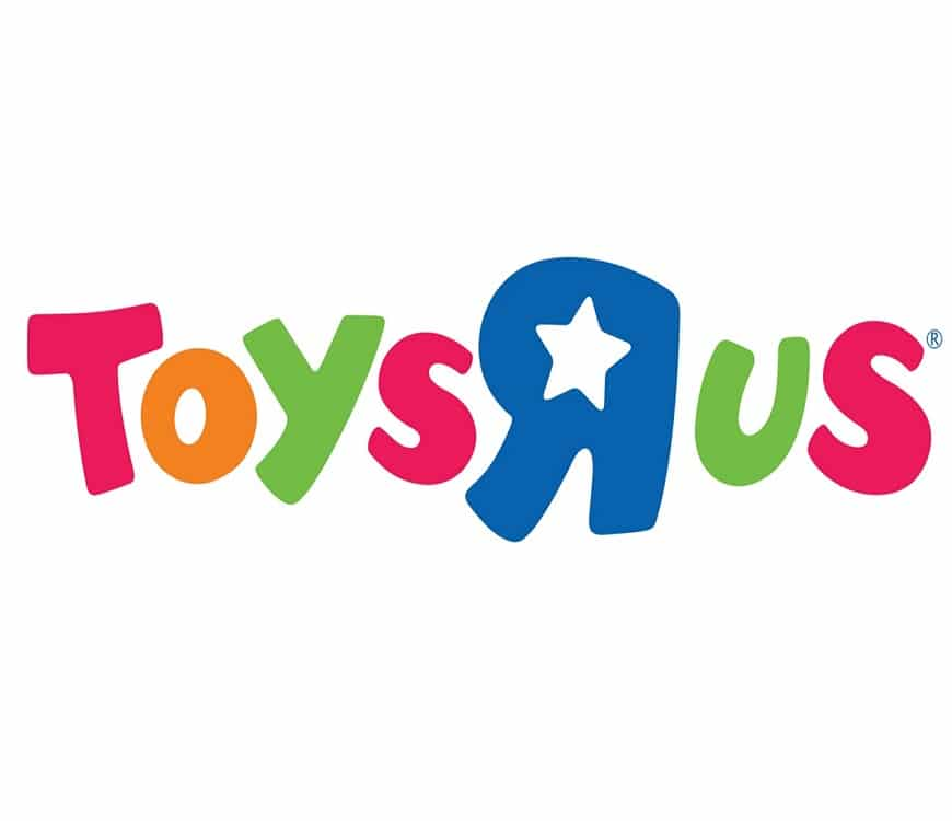 Toys R Us Logo : How to create an effective logo designhooks