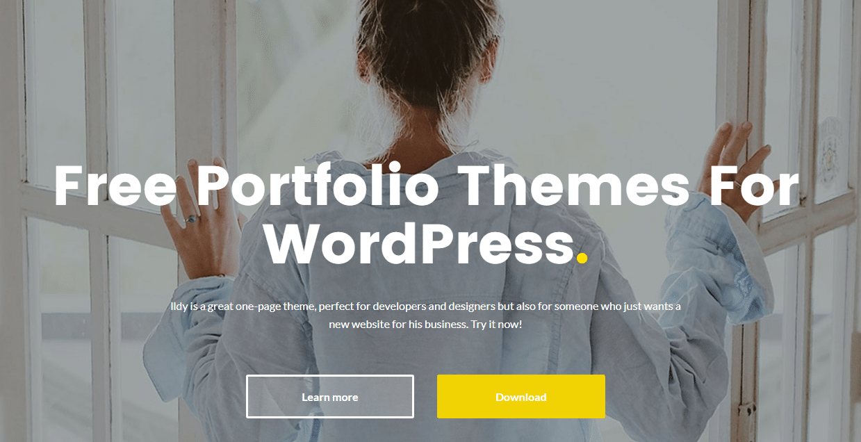 15 Best Free Portfolio Themes For WordPress 2017