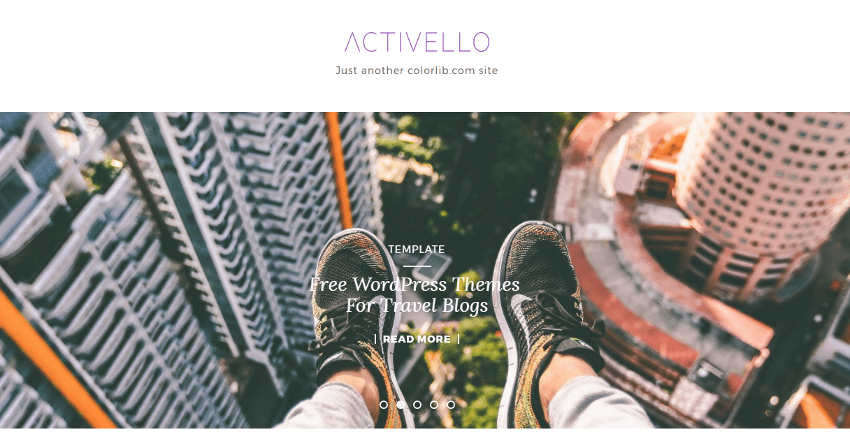 15 Free WordPress Themes For Travel Blogs 2017
