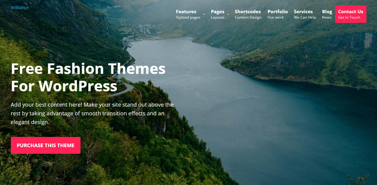 Best 15 Free Fashion Themes For WordPress