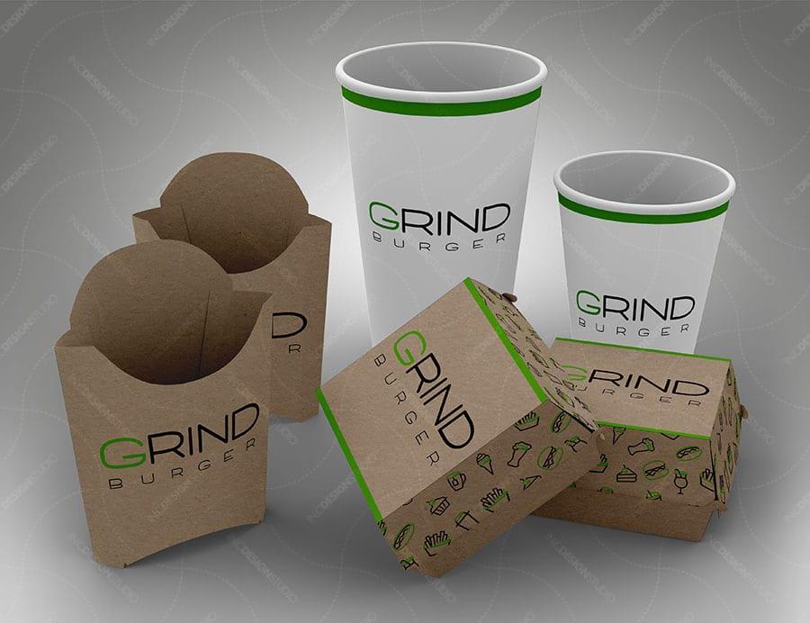 Fast Food Branding