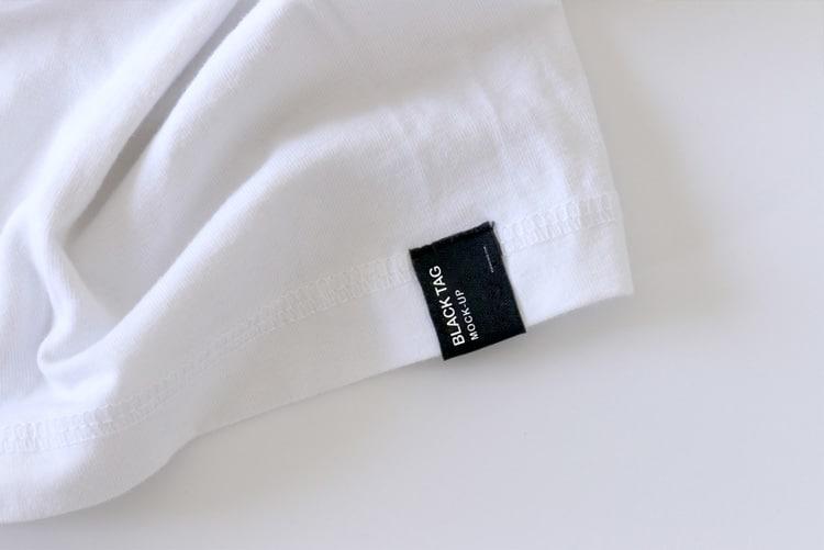 Cloth Tag Mockup