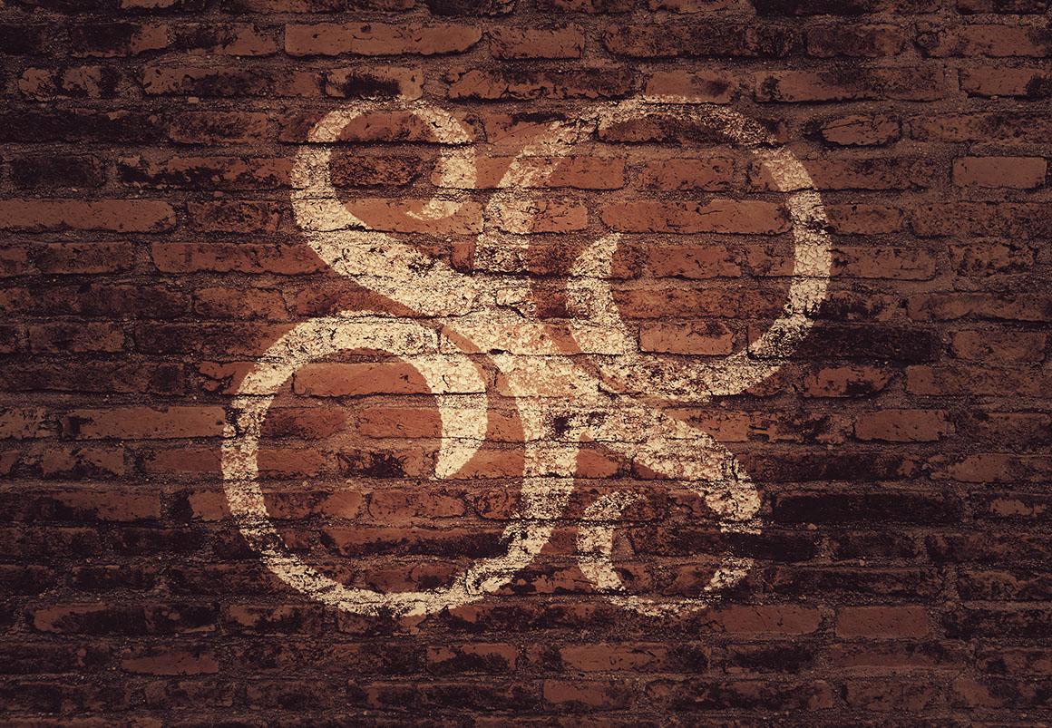 Brick Wall Logo