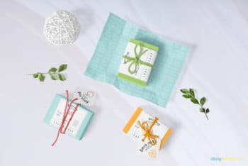 Beautiful Soap Package PSD Mockup
