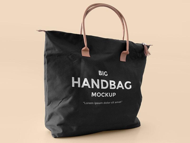 Big Bag Mockup