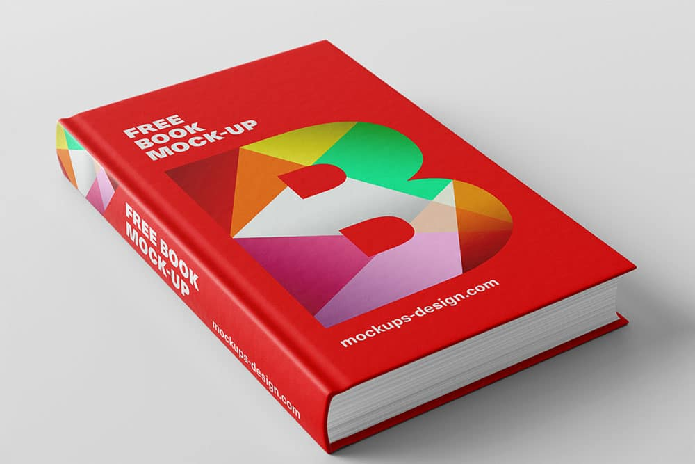 Book Cover Making Software Free : Download this free book cover mockup for an appealing