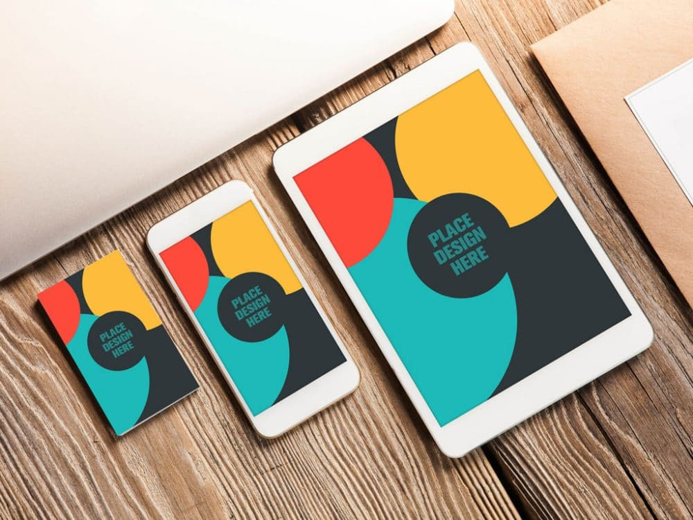 Business Card Plus Apple Devices