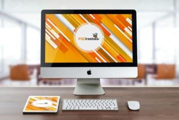 Innovative Free Apple Devices Mockup