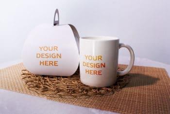 Remarkable Free Mug Mockup