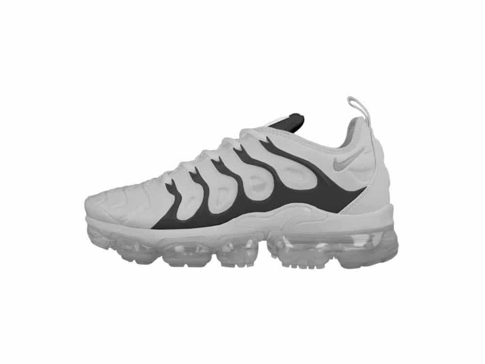 Nike Air Vapormax Sneaker Mockup
