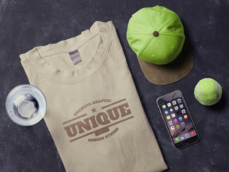 T-Shirt Plus iPhone