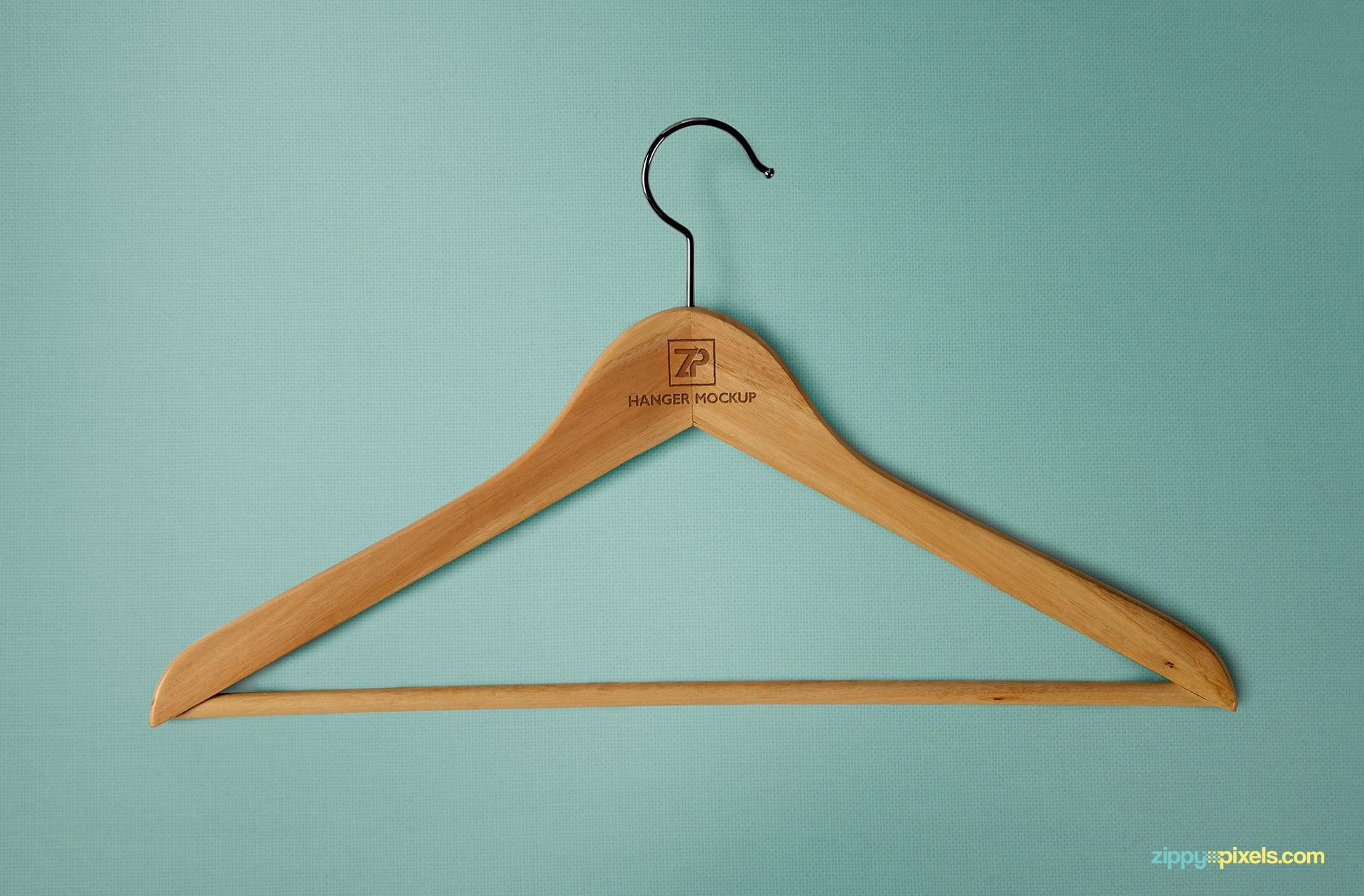 Clothing Hanger Mockups