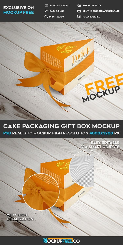 Cake Slice Packaging