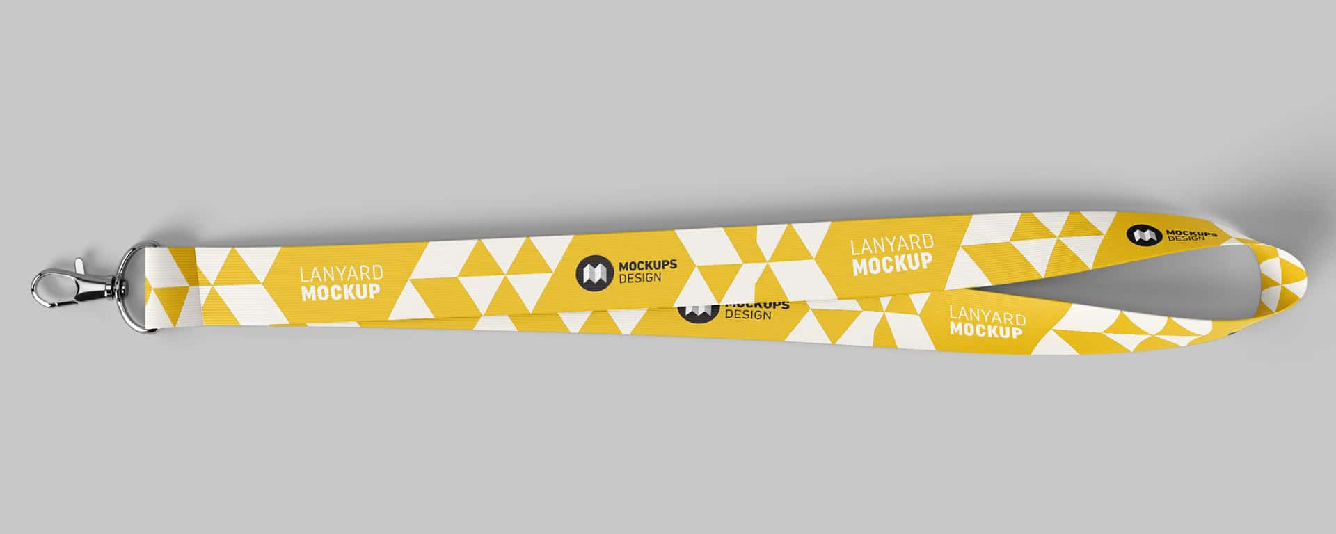 Customizable Lanyard Mockup