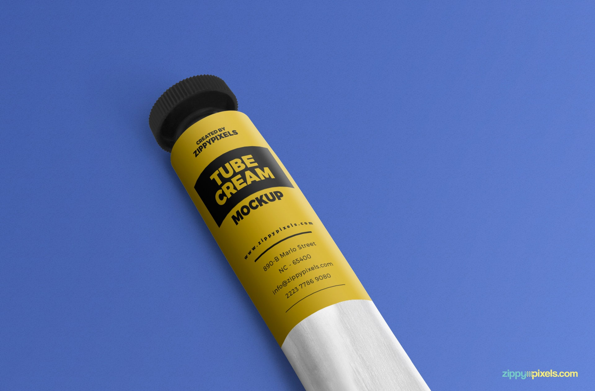 Metal Cream Tube