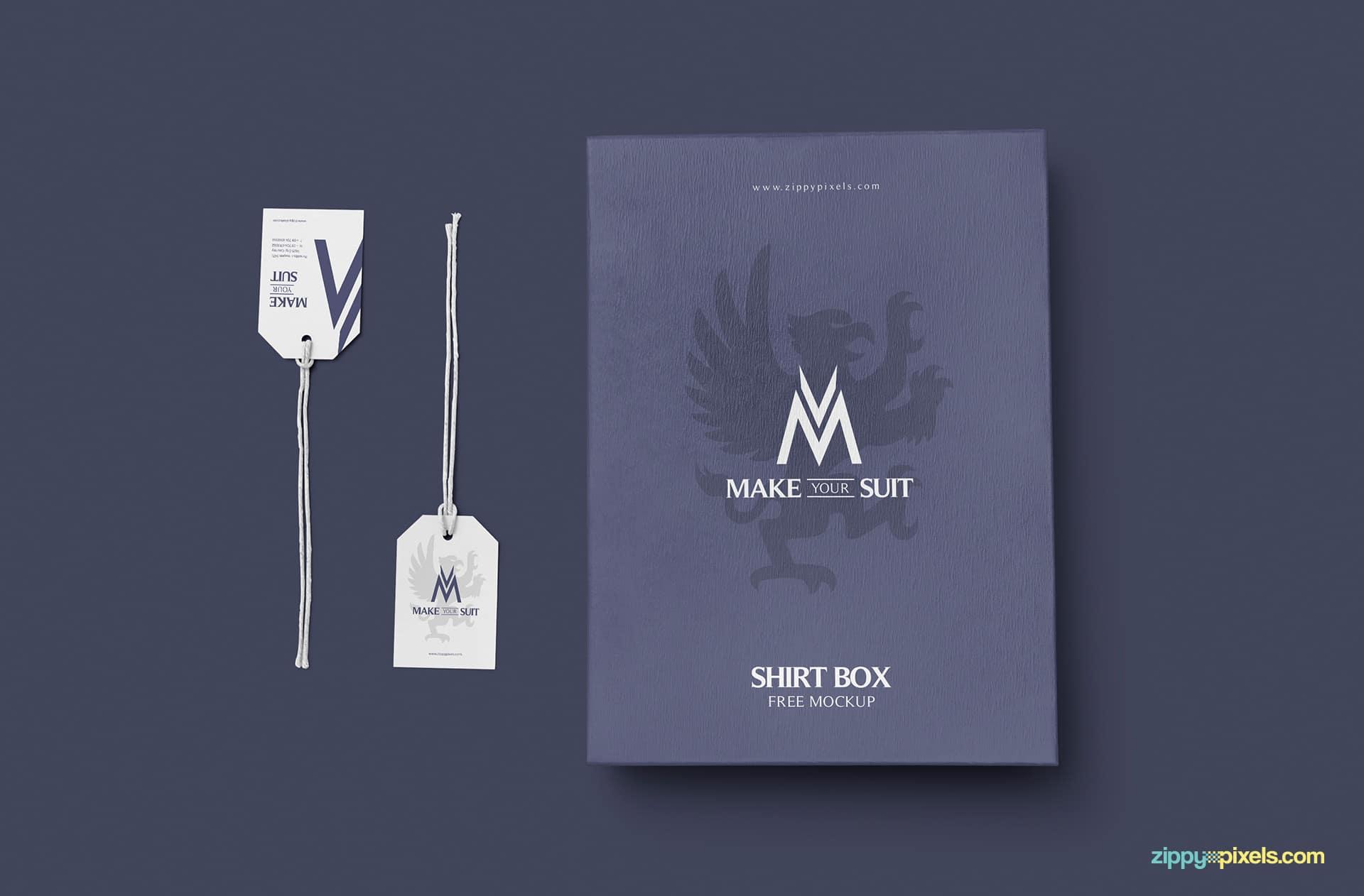 Elegant Product Packaging