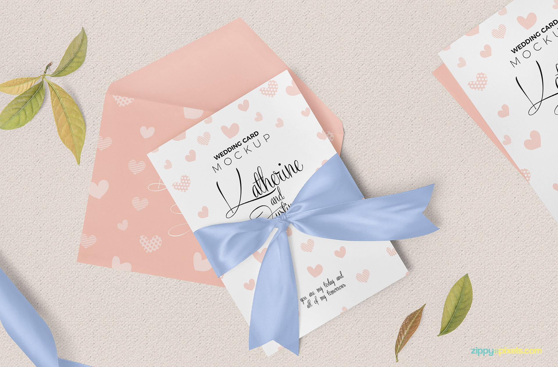 Wedding invitation card mockup download for free designhooks classy beautiful wedding invitation card mockup stopboris Image collections