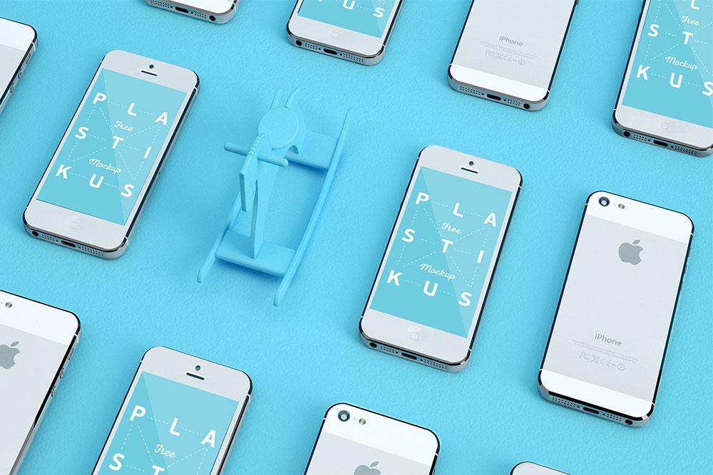 apple device mockups