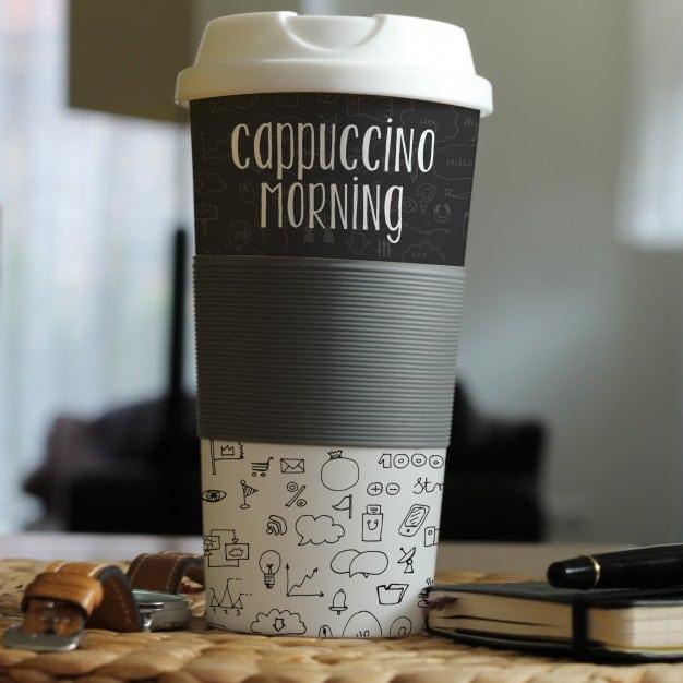 Café Cappuccino Cup
