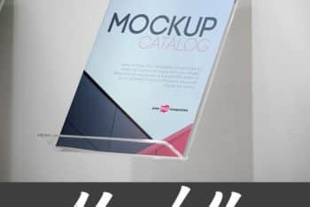 Catalog PSD Mockup – An Effective Business Marketing Tool
