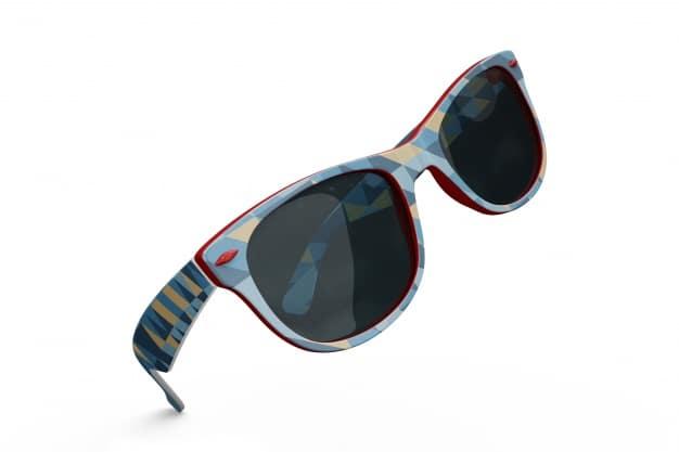 Colorful Hip Sunglasses