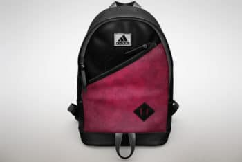Free Backpack Mockup in PSD