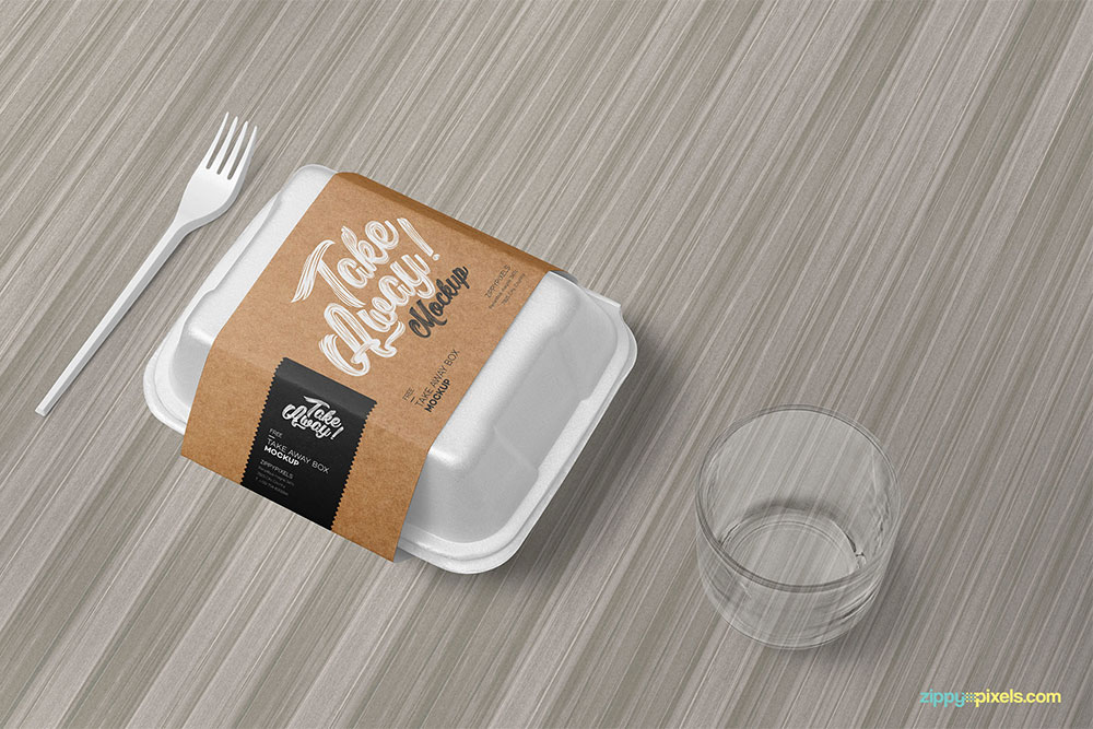 download this free disposable food packaging mockup designhooks