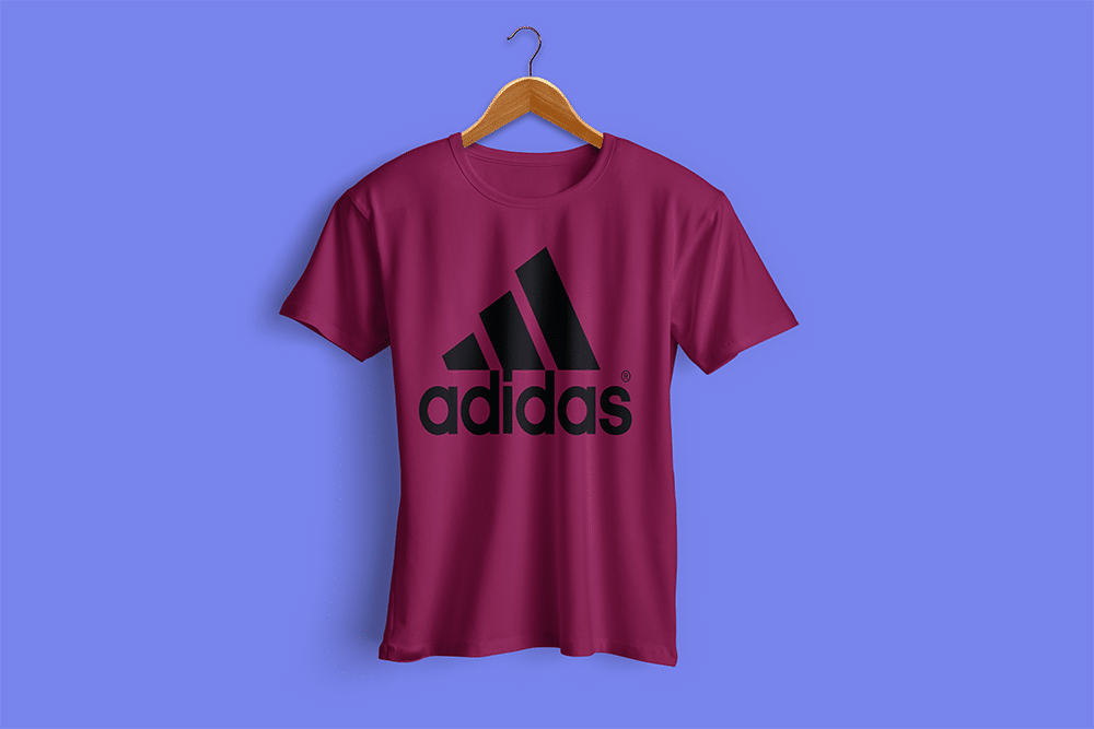 Download This Free Hanging T Shirt Mockup In Psd Designhooks