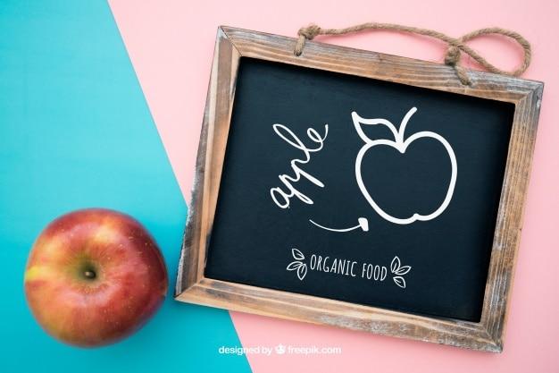 Health Message Plus Apple