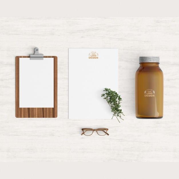 Free Kitchen Products Mockup In Psd Designhooks
