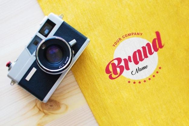Logo Plus Camera