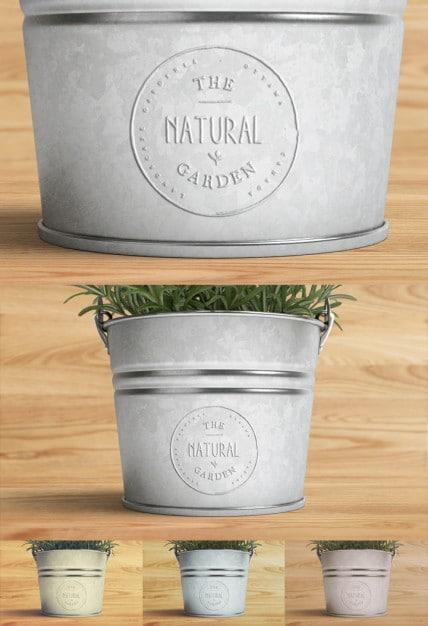 Plant Bucket Logo