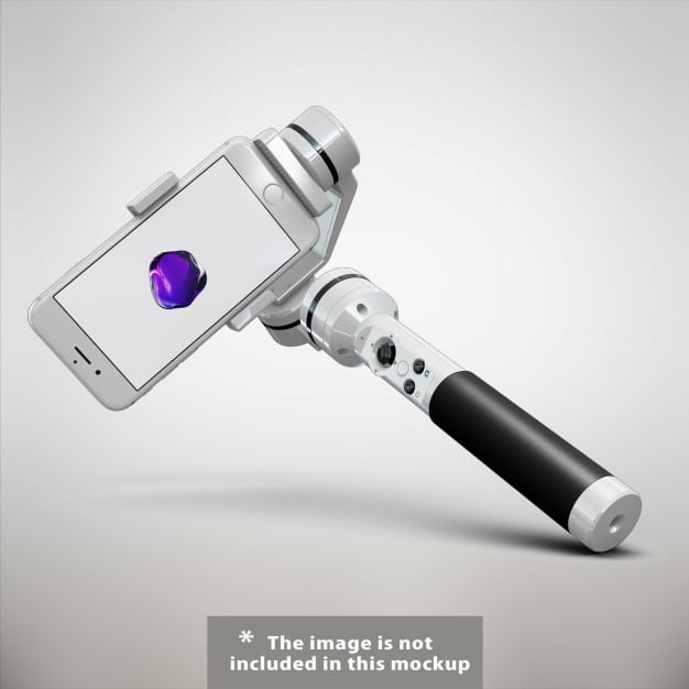 Phone Plus Selfie Stock