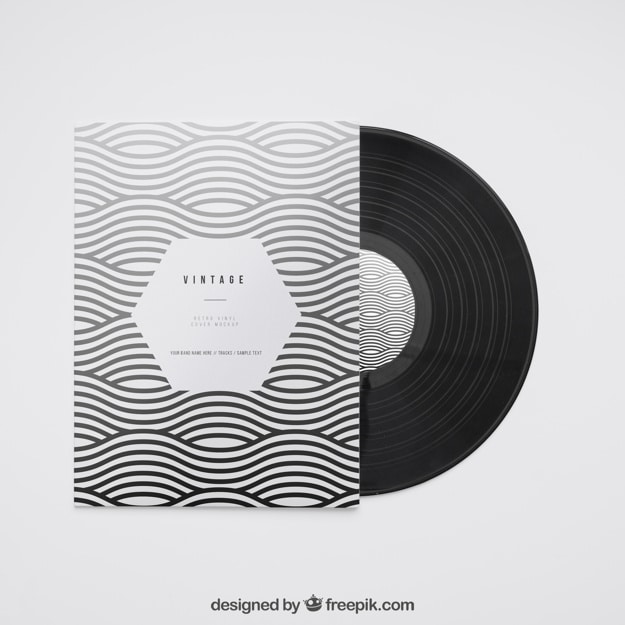 Modern Vinyl Record