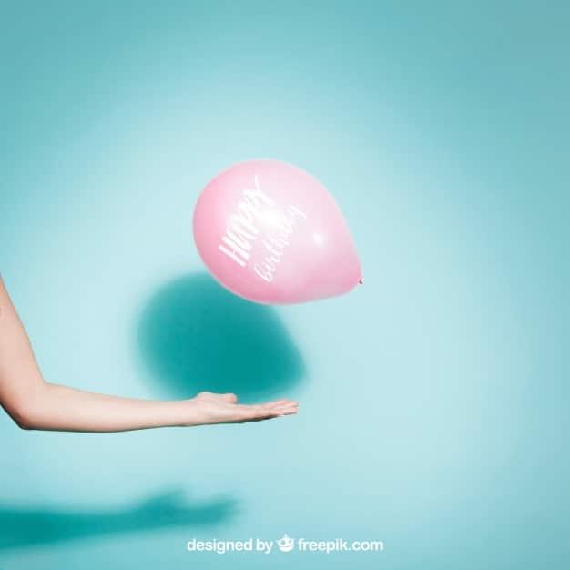 Party Balloon Plus Arm