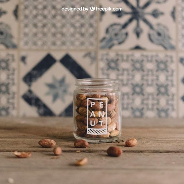Peanut Plus Jar