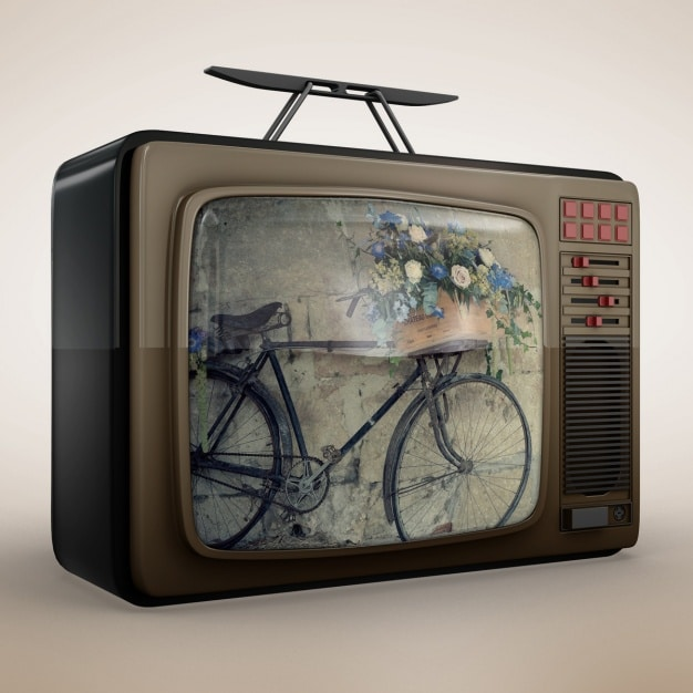 Really Old Television