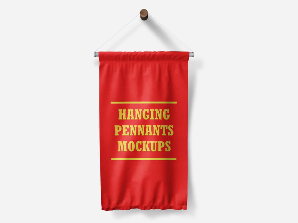 Hanging Wall Flags