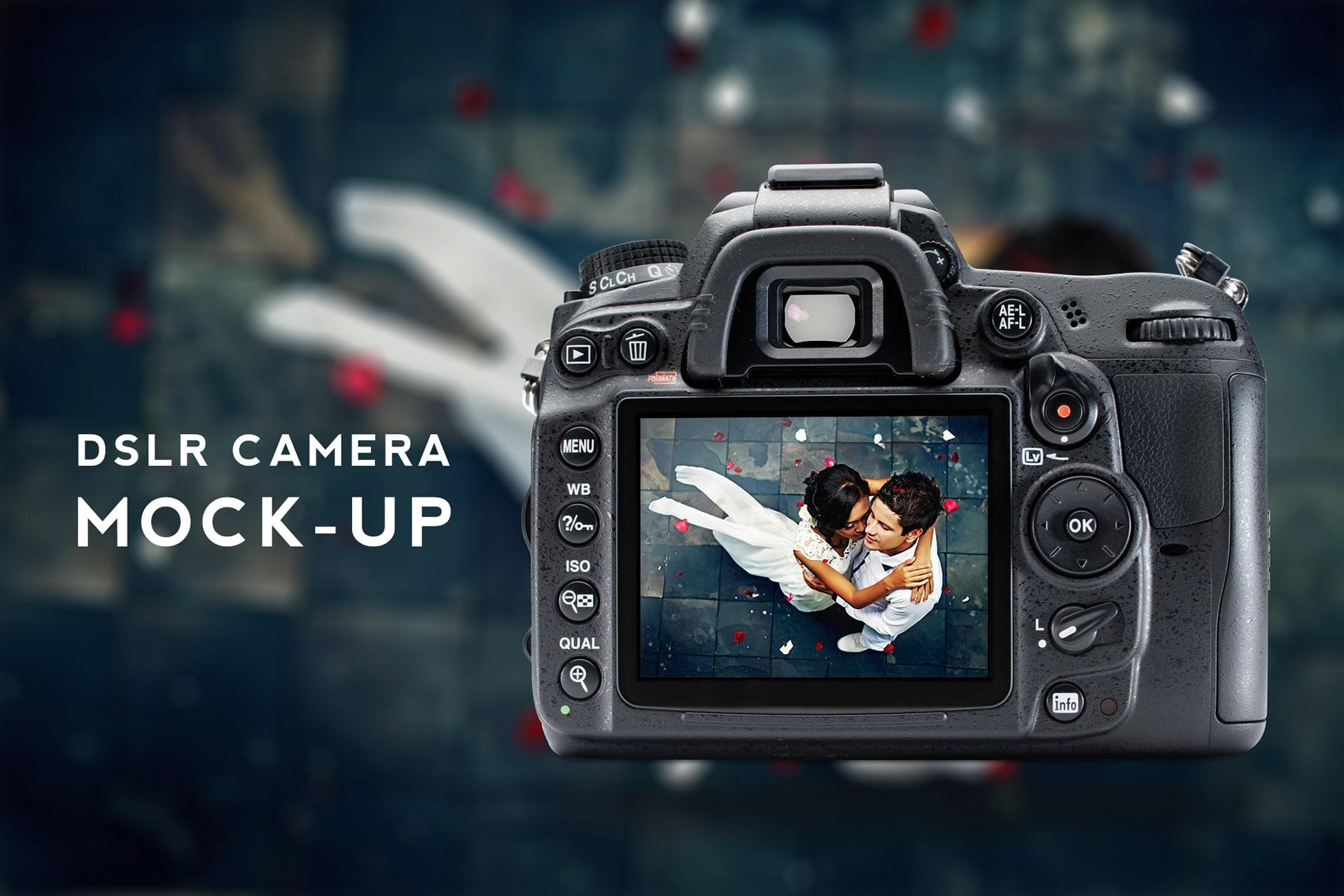 Customizable DSLR Camera